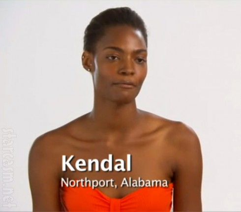 Kendal Brown from America's Next Top Model Cycle 15