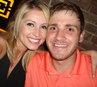 Britney Haynes and fiance Nick Grisham