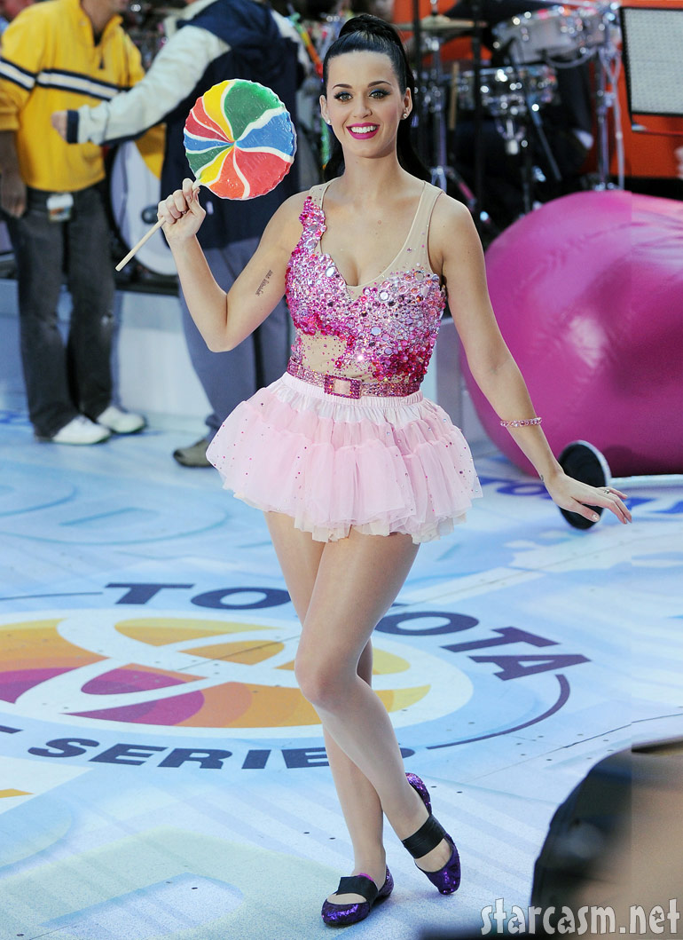 """Toyota Of Katy >> PHOTOS VIDEO Katy Perry performs """"California Gurls"""" on the Today Show - starcasm.net"""