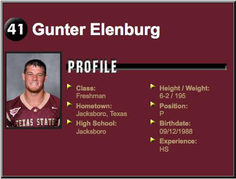 Gunter Elenburg