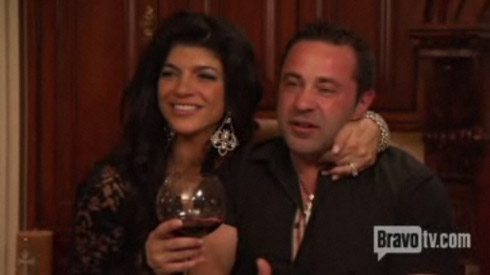 Joe Giudice discusses his DWI arrest on The Real Hosuewives of New Jersey