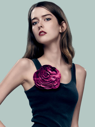 America's Next Top Model Cycle 15 contestant Ann Ward