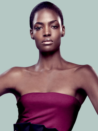 America's Next Top Model Cycle 15 contestant Kendal Brown