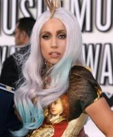 Lady Gaga at the 2010 VMAs 1
