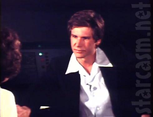 Harrison Ford 1977 Star Wars interview