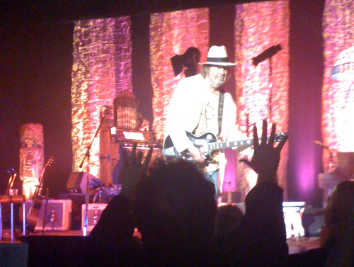Neil Young Panama City
