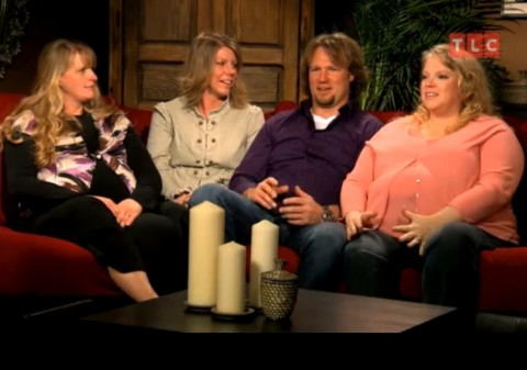 TLC plural family Sister Wives