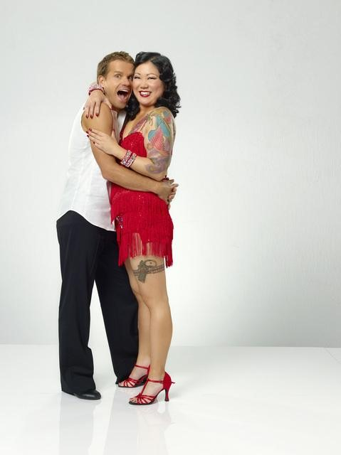 Margaret Cho and Louise Van Amstel