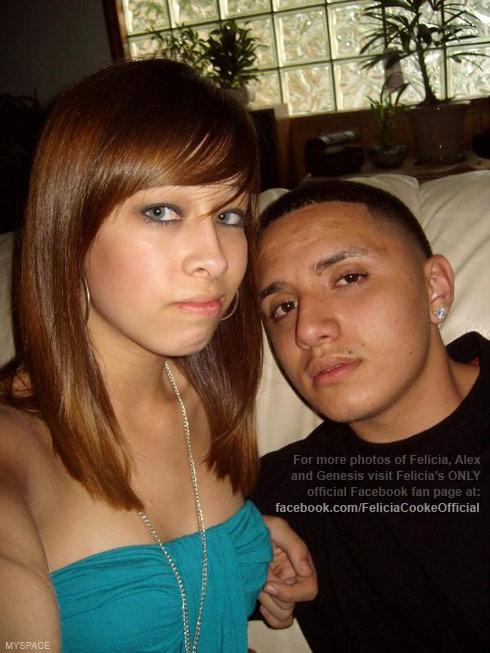Felicia Cooke and Mauricio Alejandro Gutierrez