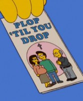 Catholic Simpsons birth pamphlet