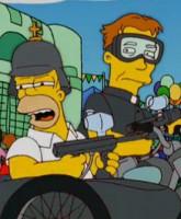 Homer Simpson as a Catholic