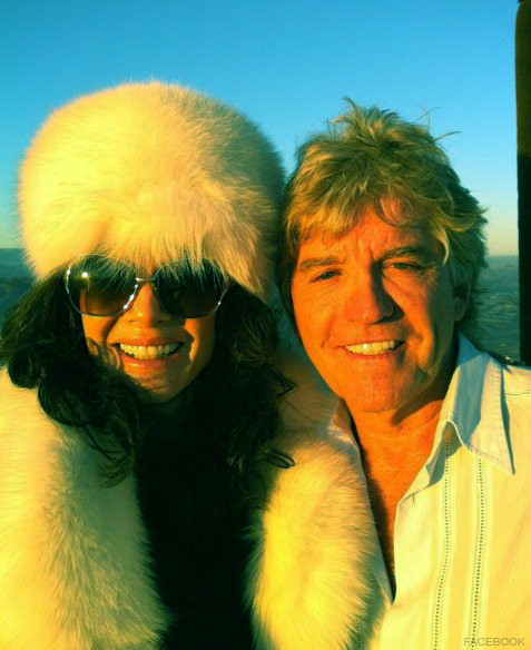Lisa Vanderpump and husband Ken Todd