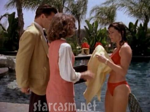 Lisa Vanderpump Silk Stalkings bikini picture 7