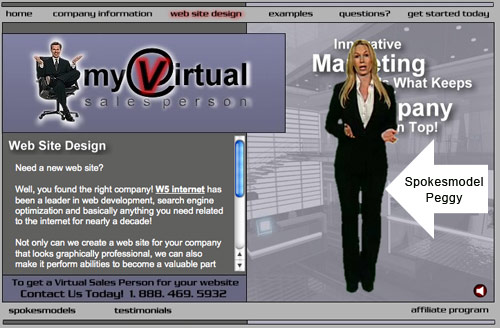 Peggy Tanous from MyVirtualSalesperson.com