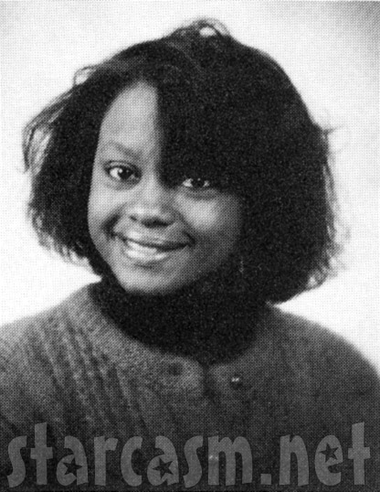 Phaedra Parks Wesleyan College yearbook photo from 1992