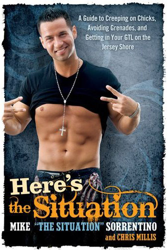 The Situation book cover for Here's the Situation