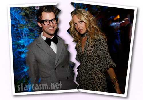 HOLLYWOOD - APRIL 21:  Stylists Brad Goreski (L) and Rachel Zoe attends Jade Jagger's unveling of Bevledere's Jagger Dagger at the Chateau Marmont on April 21, 2008 in Hollywood, California.  (Photo by Michael Buckner/Getty Images for Belvedere)