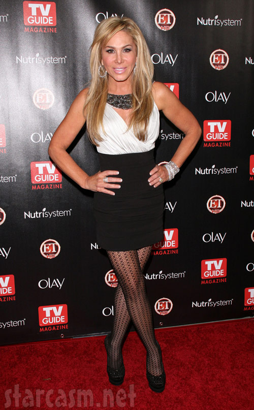 Adrienne Maloof at the 2010 TV Guide Hot List party