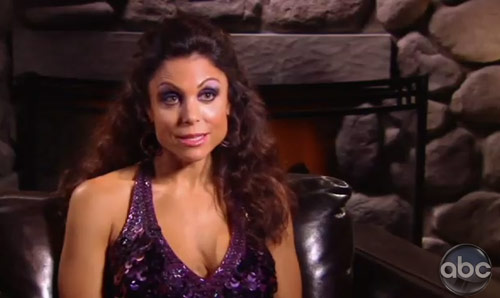 Bethenny Frankel from Season 1 of Skating With The Stars