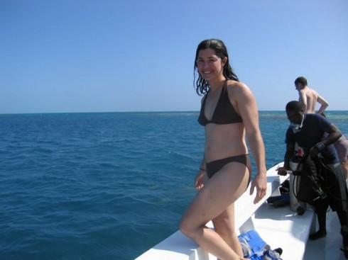 Corinne Theile Bikini
