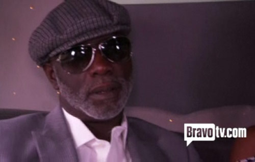 Cynthia Bailey's husband Peter Thomas from The Real Housewives of Atlanta
