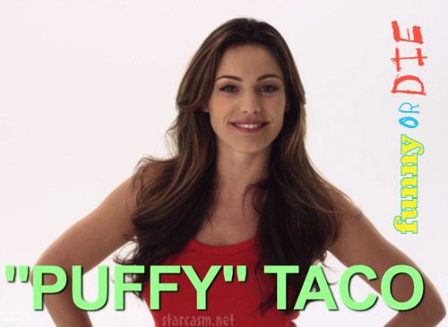 Puffy Taco camel toe from Camel Shows by Kelly Brook
