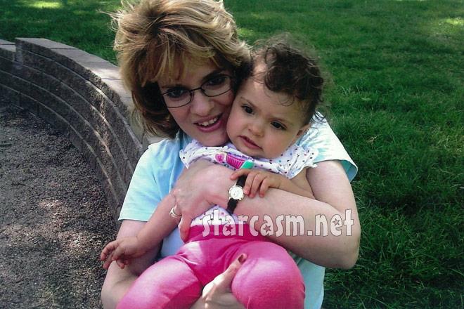 Teen Mom Farrah Abraham's baby Sophia with grandmother Stormie Clark