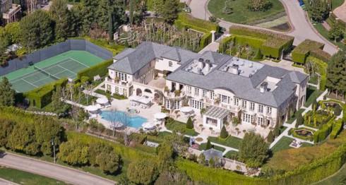 Real Housewives Lisa Vanderpump's $29 million house for sale
