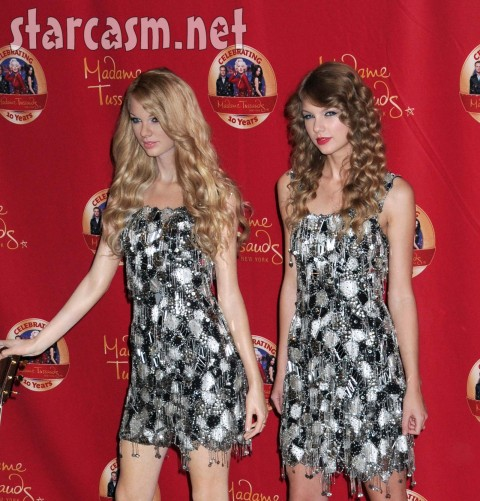 Taylor Swift's Madame Tussaud wax sculpture doesn't look like her