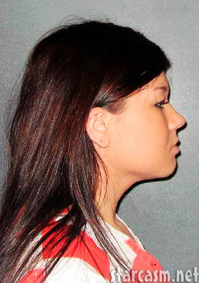 Teen Mom Amber Portwood mug shot