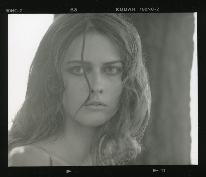 Preview photos from America's Next Top Model winner Ann Ward's Italian Vogue spread