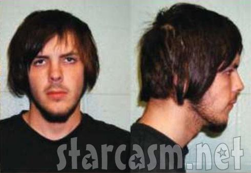 Teen Mom Amber Portwood's new boyfriend Clinton Yunker's 2007 mug shot