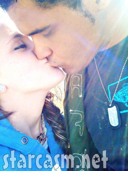 Teen Mom 2, 16 and Pregnant's Jenelle Evans and new boyfriend Kieffer Delp