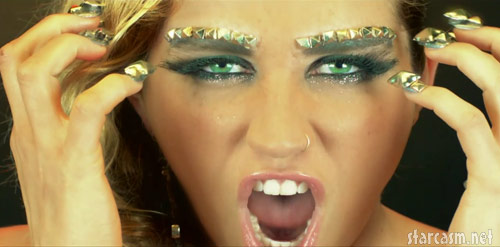 Ke$ha from her We R Who We R music video
