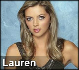 Photo and bio for 2011 Bachelor 15 contestant Lauren