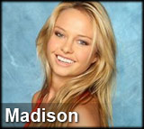 Photo and bio for 2011 Bachelor 15 contestant Madison Garton