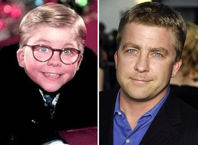 Peter Billingsley the actor who played Ralphie in A Christmas Story then and now