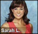 Thumbnail image for Sarah L. from The Bachelor 15