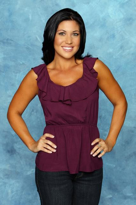 The Bachelor 2011's Raichel Goodyear from Seaon 15 with Brad Womack