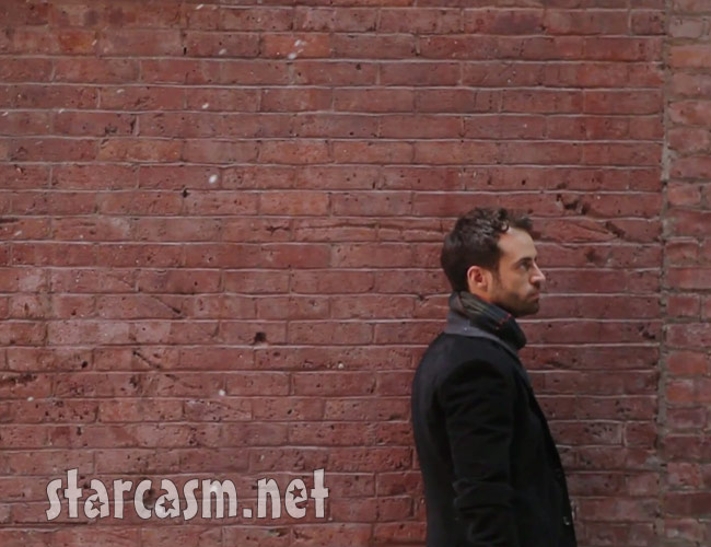Natalie Portman's husband Benjamin Millapied GAP Video