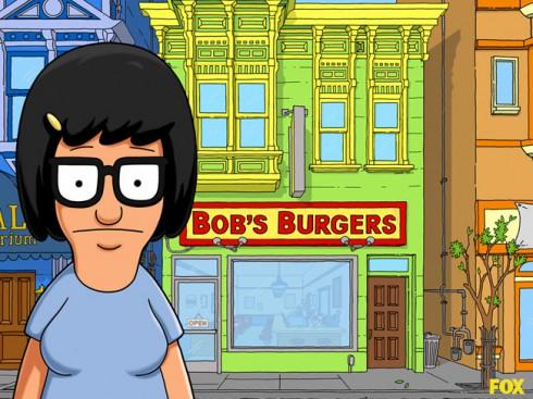 Tina from Bob's Burgers