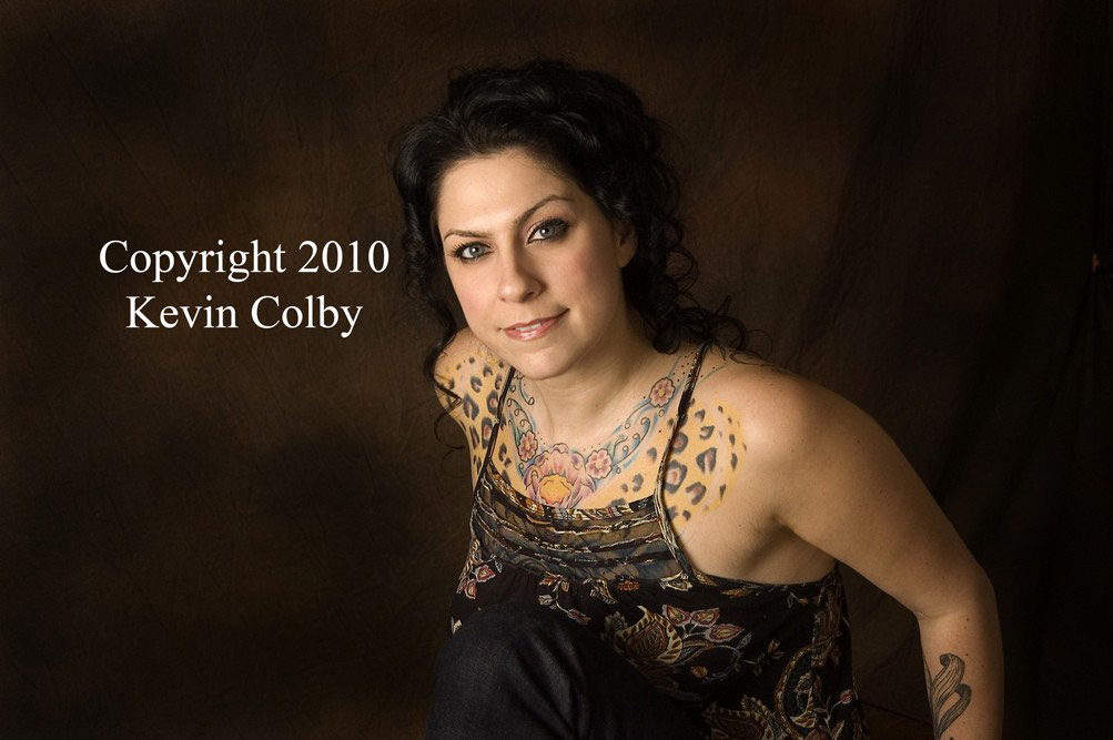 American Pickers' Danielle Colby Cushman photo taken by her father Kevin Colby