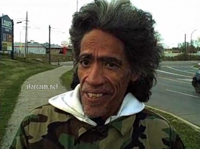 Columbus Ohio homeless man Ted Williams