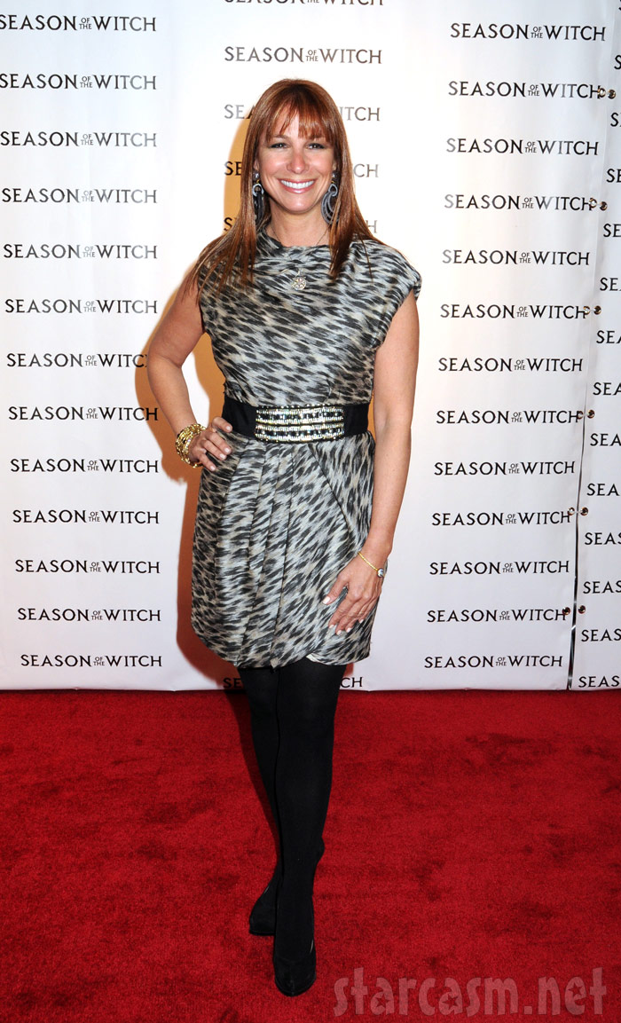 Real Housewives of New York City's Jill Zarin at Season of the Witch premiere