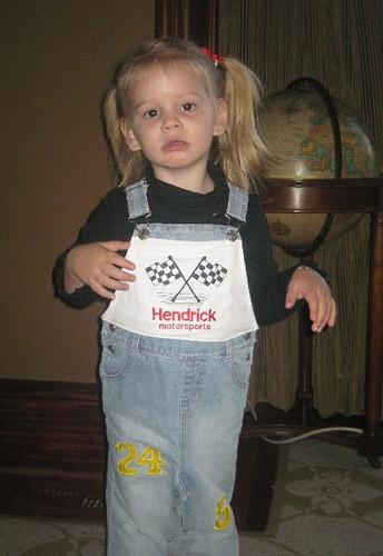 """The Bachelor's Emily Maynard's daughter Josephine Riddick """"Ricki"""" Hendrick"""