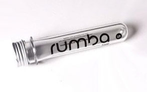 The Rumba Time watch tube resembles a vibrator