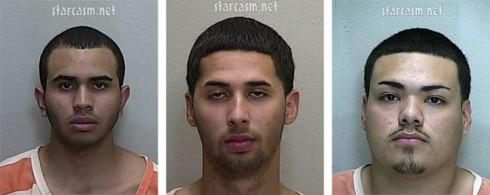 MUGSHOTS Florida men accused of snorting human and dog ashes