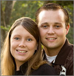 Josh Duggar and wife Anna Duggar from 19 Kids and Counting are expecting a child