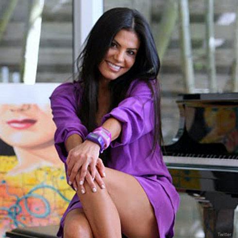 Adriana de Moura-Sidi photo from Twitter