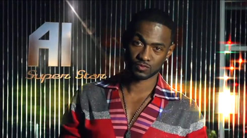Al from the new reality series The Life Atlanta starring five gay black men